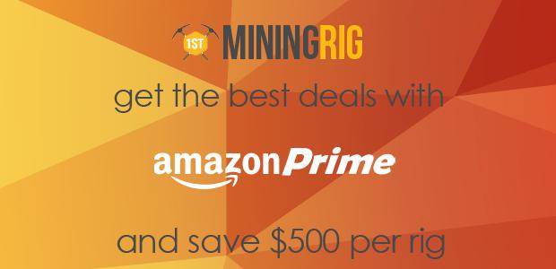 Amazon Prime Day 2016 Ethereum Mining Hardware 1st