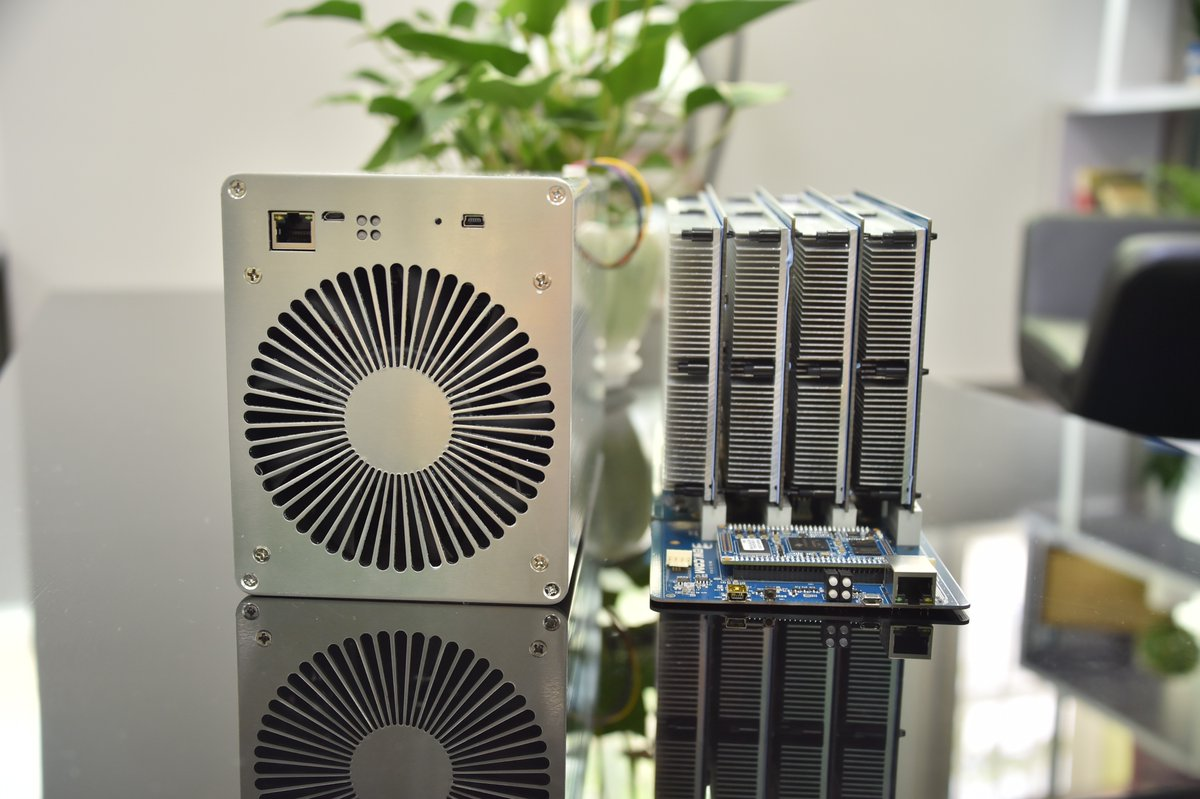 Bitcoin Cloud Mining >> BW-L21 Review - Litecoin (Scrypt) ASIC Miner - 1st Mining Rig